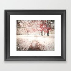 Unexpected Melody Framed Art Print