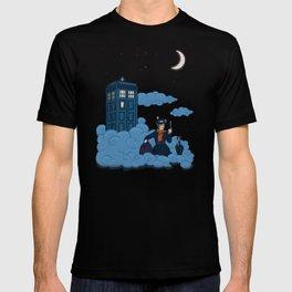 Nanny Who T-shirt