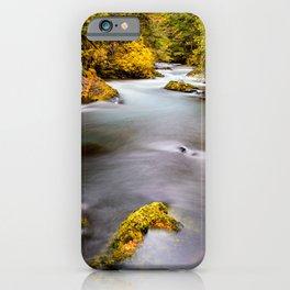 McKenzie River Oregon Autumn Canvas Print, Photographic Print, Art Print, Framed Print, iPhone Case