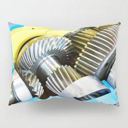 Gear speed reducer Pillow Sham