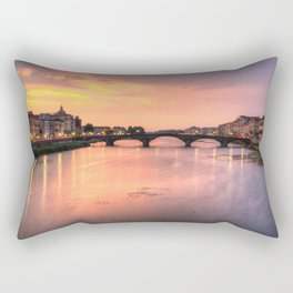 Florence Sunset Rectangular Pillow