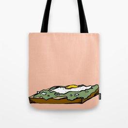 yes to Avocado Toast Tote Bag