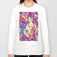 hippy Long Sleeve T-shirts featuring Autumn Hippy- Style by Die Farbenfluesterin