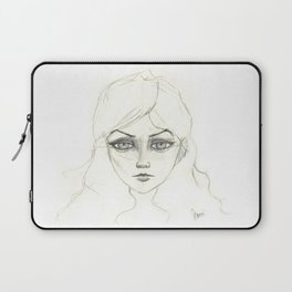 Gaze of a Princess Laptop Sleeve