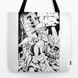 THE ANGELS ARE BACK Tote Bag