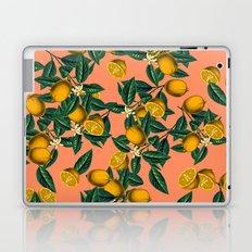 Lemon and Leaf Laptop & iPad Skin