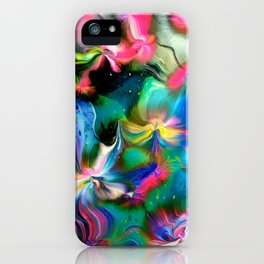 Kalidescope of Colour iPhone Case