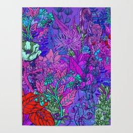 Electric Garden Poster