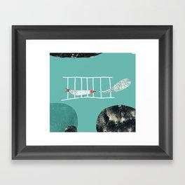 Sea bird Framed Art Print