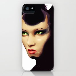 Dreamworld Malificent iPhone Case