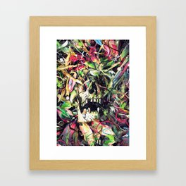 Buried Framed Art Print