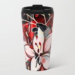 Floral -Tp2 Travel Mug
