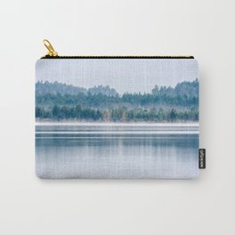Morning begins with mist Carry-All Pouch