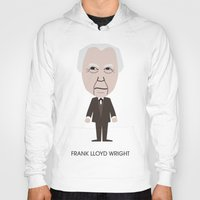 frank Hoodies featuring Frank by InLoveWithBuildings
