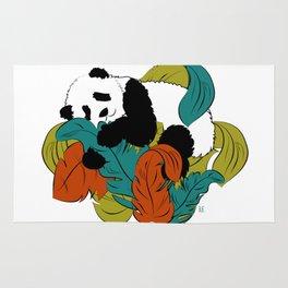 Wildlife Panda Rug
