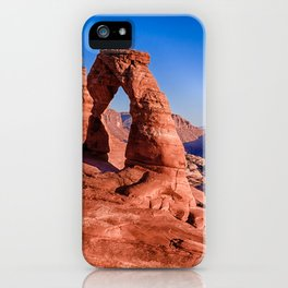 Mighty mountains iPhone Case