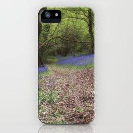 Beech Wood Bells iPhone Case
