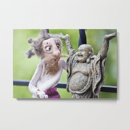 Best Budds Metal Print
