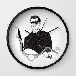 Heroes - The Man Wall Clock