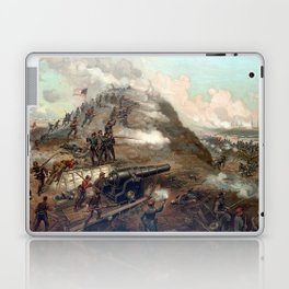 The Capture Of Fort Fisher Laptop & iPad Skin