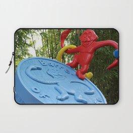 Barrel O' Monkeys Laptop Sleeve