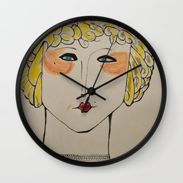 Cabaret Wall Clock
