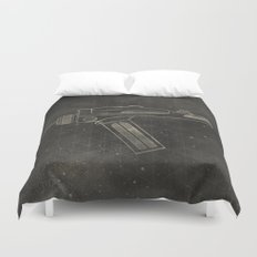 Set Phasers to Stun Duvet Cover