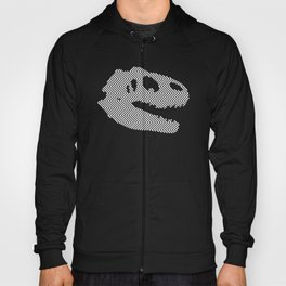 Tyrannosaurus Rex Skull Hoody