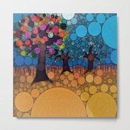 :: Jewel Tree :: Metal Print