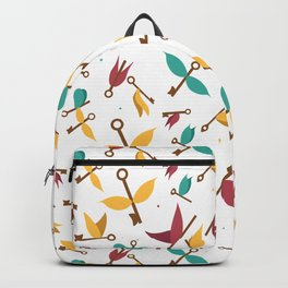 flying keys Backpack