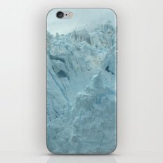Glacier Beauty Up Close iPhone Skin