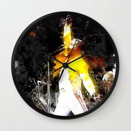 Hail the King Freddie Wall Clock