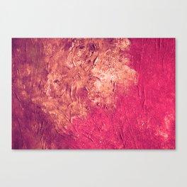 Gold Lion Canvas Print