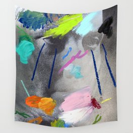Composition 526 Wall Tapestry