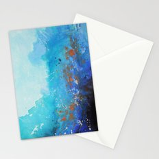 Blue Suede Blues Stationery Cards