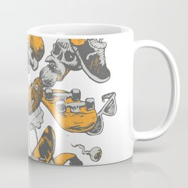 Broken Bones II Coffee Mug