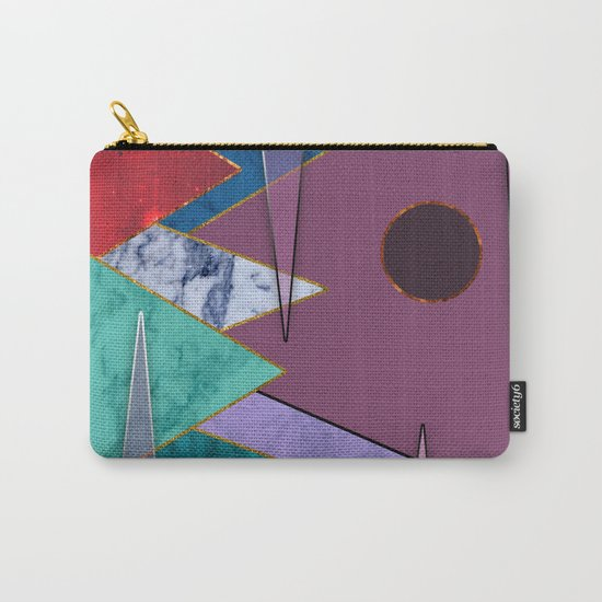Abstract #405 Carry-All Pouch
