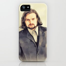 Van Morrison, Music Legend iPhone Case