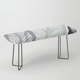 Sway To The Beat / Bold Banana Leaf Bench