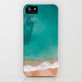 Beach and Sea iPhone Case