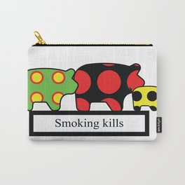 Pigs tobacco pouches Carry-All Pouch