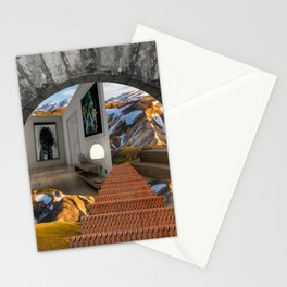 Open Plan Living Stationery Cards