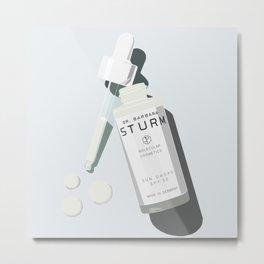Dr. Sturm Metal Print