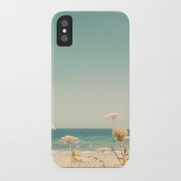 Water and Lace iPhone Case