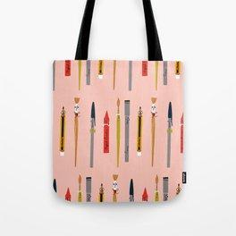 Pen Friends Tote Bag