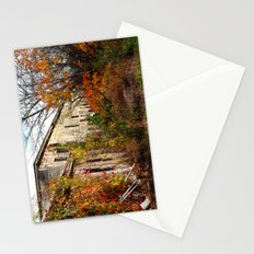 Somewhere in Rhode Island - Abandoned Mill 001  Stationery Cards