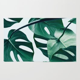 Monstera #society6 #artprints #buyart Rug