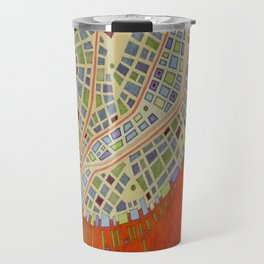 cypher number 13 (ORIGINAL SOLD). Travel Mug