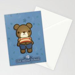 Artie the Grumpy Bear Stationery Cards