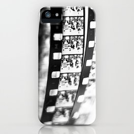 film BW iPhone Case